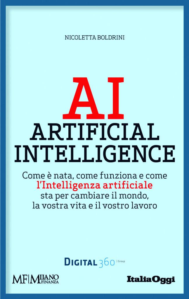 Copertina Libro IA